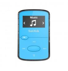 ODTWARZACZ SANDISK MP3 8 GB CLIP JAM – Niebieski
