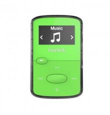 ODTWARZACZ SANDISK MP3 8 GB CLIP JAM – Zielony