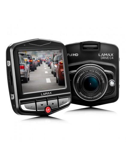 LAMAX Drive C4 kamera samochodowa