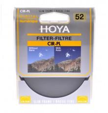 HOYA FILTR POLARYZACYJNY PL-CIR SLIM 52 mm