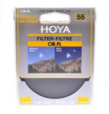 HOYA FILTR POLARYZACYJNY PL-CIR SLIM 55 mm