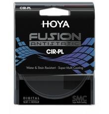 HOYA FILTR POLARYZACYJNY FUSION ANTISTATIC 43 mm