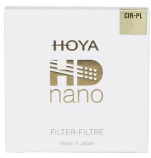 HOYA FILTR POLARYZACYJNY HD NANO 55 mm