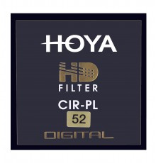 HOYA FILTR POLARYZACYJNY PL-CIR HD 52 mm