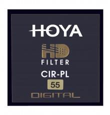 HOYA FILTR POLARYZACYJNY PL-CIR HD 55 mm