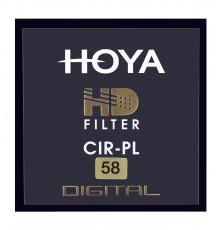HOYA FILTR POLARYZACYJNY PL-CIR HD 58 mm