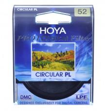 HOYA FILTR POLARYZACYJNY PL-CIR PRO1D 52 mm