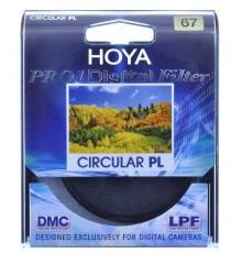 HOYA FILTR POLARYZACYJNY PL-CIR PRO1D 67 mm