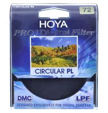 HOYA FILTR POLARYZACYJNY PL-CIR PRO1D 72 mm