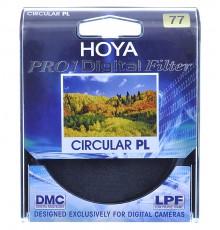 HOYA FILTR POLARYZACYJNY PL-CIR PRO1D 77 mm
