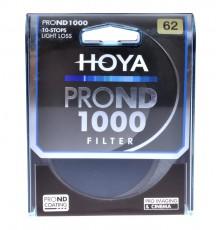 HOYA FILTR SZARY PRO ND 1000 62 mm