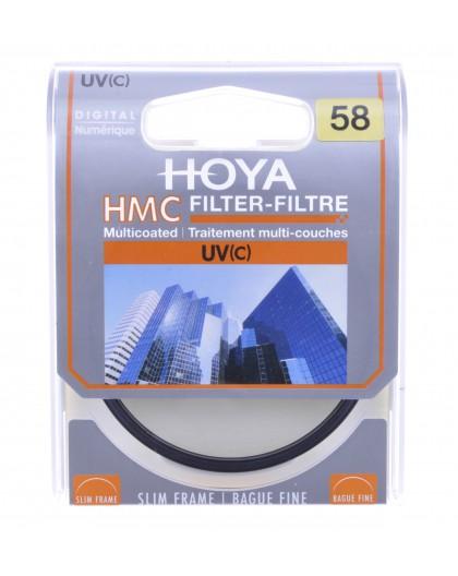HOYA FILTR UV HMC 58 mm