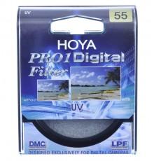 HOYA FILTR UV PRO1D 55 mm
