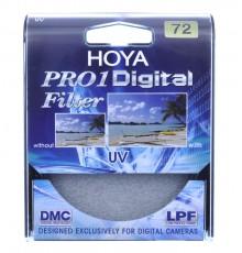 HOYA FILTR UV PRO1D 72 mm