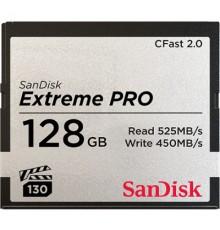 Karta pamięci SanDisk CompactFlash EXTREME PRO CFAST 2.0 128 GB 525MB/s VPG130