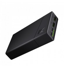 Power Bank GC PowerPlay20 o pojemności 20 000mAh z dwoma portami USB-A Ultra Charge i dwoma portami USB-C Power Delivery 18W