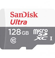 SANDISK ULTRA ANDROID microSDXC 128 GB 80MB/s Class 10 UHS-I