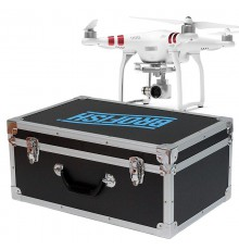 Walizka do DJI Phantom - BROFISH Small