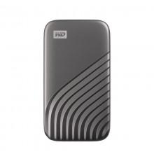 DYSK PRZENOŚNY WD My Passport SSD 1TB Space Gray