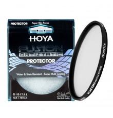 HOYA FILTR PROTECTOR FUSION ANTISTATIC 62 mm