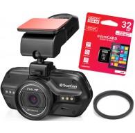 TrueCam A5 Pro WiFi + karta pamięci GOODRAM 32GB + filtr UV