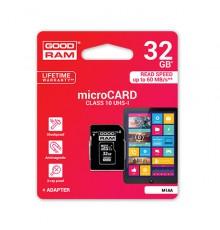 Karta pamięci GOODRAM MicroSDHC 32GB CLASS10 U3 (90MB/s) - SDCG/32GBSP