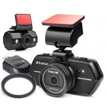 TrueCam A6 rejestrator jazdy z kamerą cofania