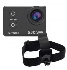 Kamera sportowa SJCAM SJ7 Star + Mocowanie na głowę