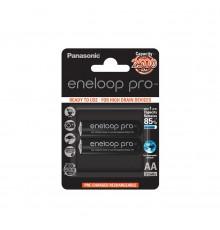 Akumulator PANASONIC ENELOOP PRO R6/AA 2500mAh – 2 szt blister
