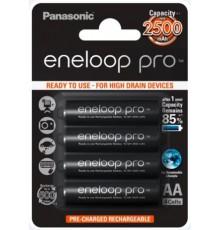 Akumulator PANASONIC ENELOOP PRO R6/AA 2500mAh – 4 szt blister