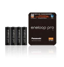 Akumulator PANASONIC ENELOOP PRO R6/AA 2500mAh – 4 szt sliding pack
