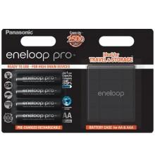 Akumulator PANASONIC ENELOOP PRO R6/AA 2500mAh – 4 szt blister +box