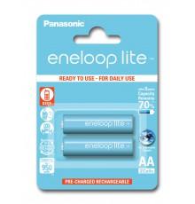 Akumulator PANASONIC ENELOOP LITE R6/AA 950mAh – 2 szt blister
