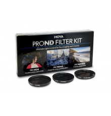 Zestaw filtrów HOYA PROND KIT (8/64/1000) 52 mm