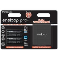 Akumulator PANASONIC ENELOOP PRO R03/AAA 930mAh – 4 szt blister + box