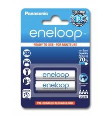 Akumulator PANASONIC ENELOOP R03/AAA 750mAh – 2 szt blister