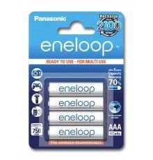 Akumulator PANASONIC ENELOOP R03/AAA 750mAh – 4 szt blister