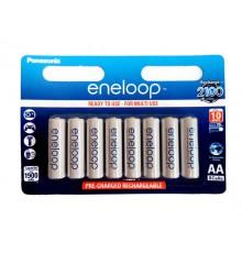 Akumulator PANASONIC ENELOOP R6/AA 1900mAh – 8 szt blister
