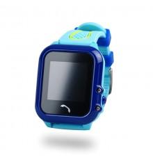 Xblitz FIND ME SmartWatch GPS z aktywną ochroną rodzicielską (niebieski)