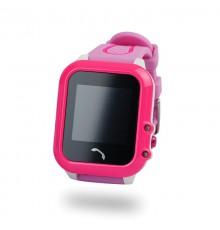 Xblitz FIND ME SmartWatch GPS z aktywną ochroną rodzicielską (różowy)
