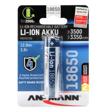 Ansmann Akumulator Li-Ion battery 18650 3500 mAh
