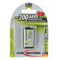 Akumulator ANSMANN 9V block
