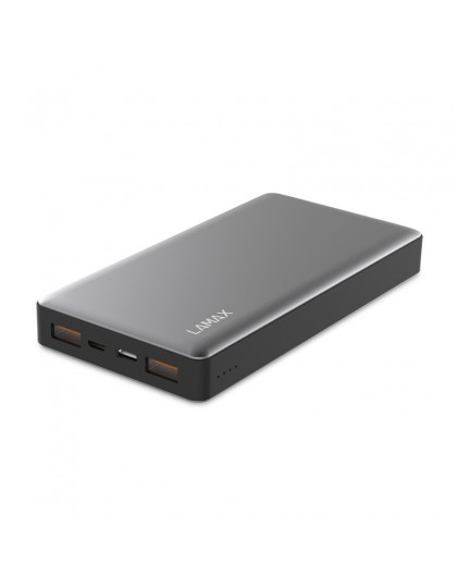 LAMAX Powerbank 15000 mAh USB Fast Charge