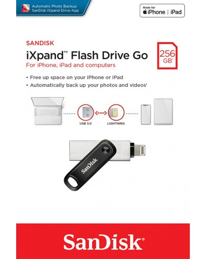DYSK USB iXpand FLASH DRIVE GO 256GB