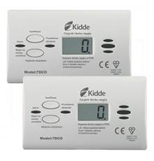 Czujnik czadu z wyświetlaczem LCD + baterie (KIDDE 7DCO)