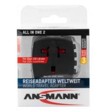 Ansmann Adapter podróżny All in One 2