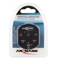 Ansmann Tester baterii Coin Cell