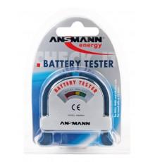 Ansmann Uniwersalny tester baterii