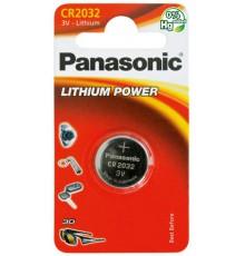 PANASONIC BATERIA LITOWA CR2032 - 1szt blister