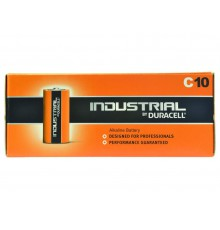 Duracell Bateria Industrial C LR14 opakowanie 10 szt.